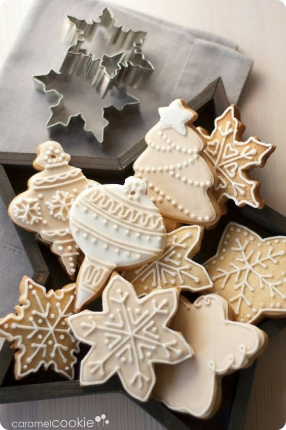 Ornaments and Snowflakes
