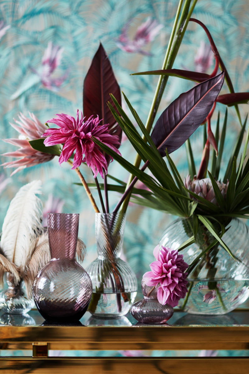 Create a Collection - Simple Blooms make a big impact when grouped!