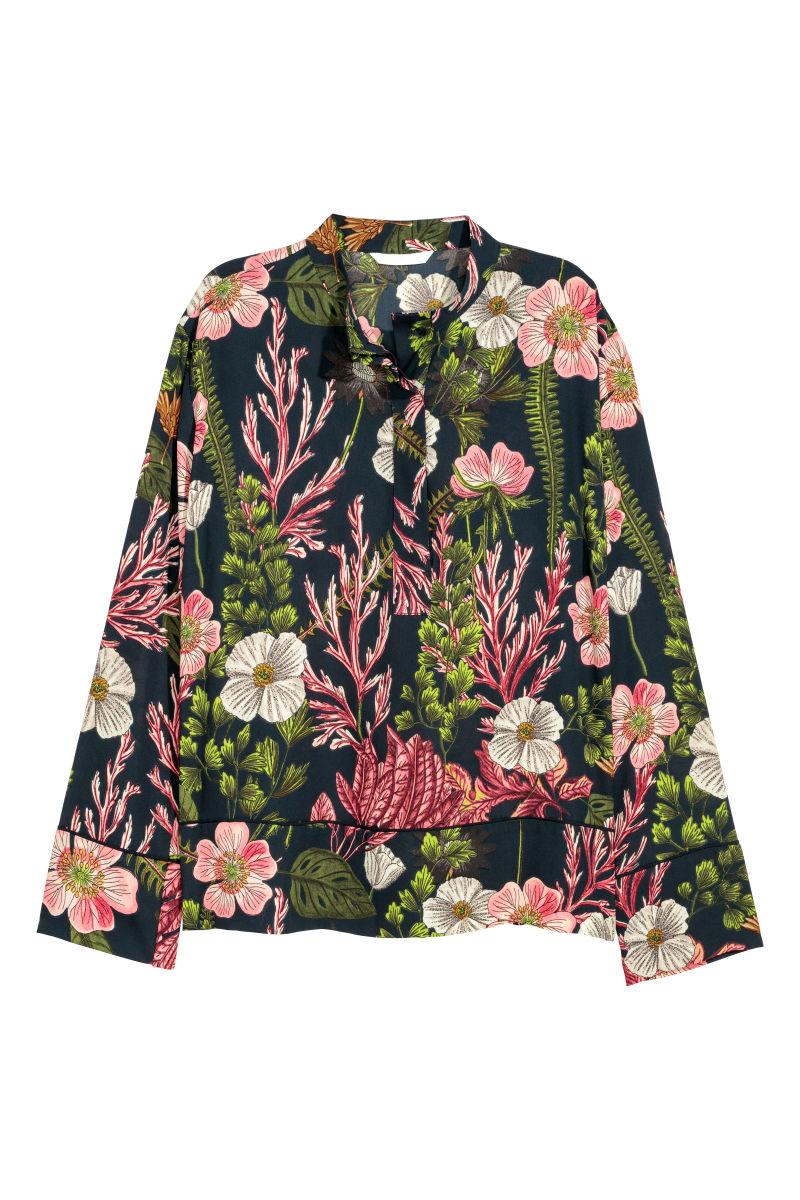 Floral Blouse $9.99