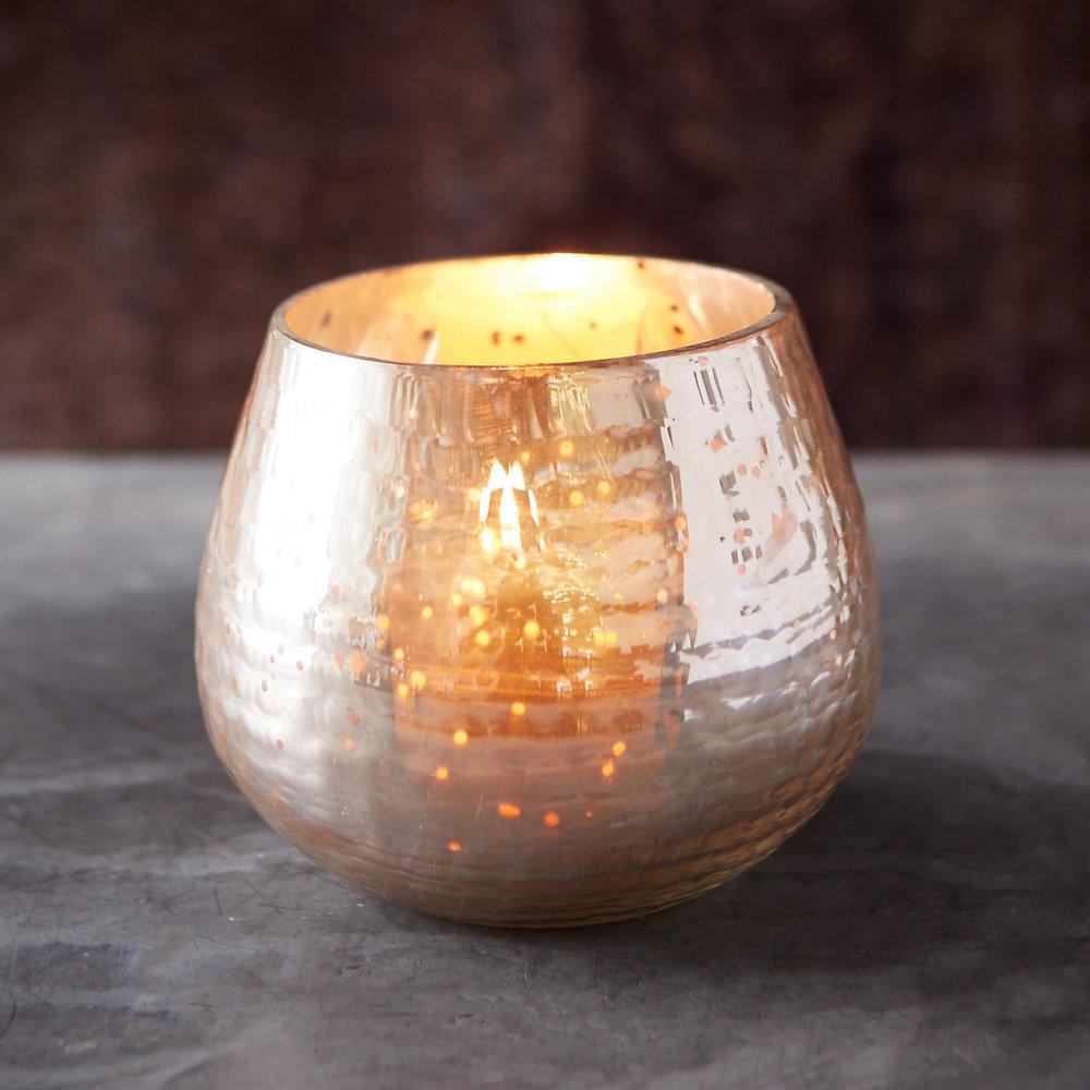 Mercury Candle