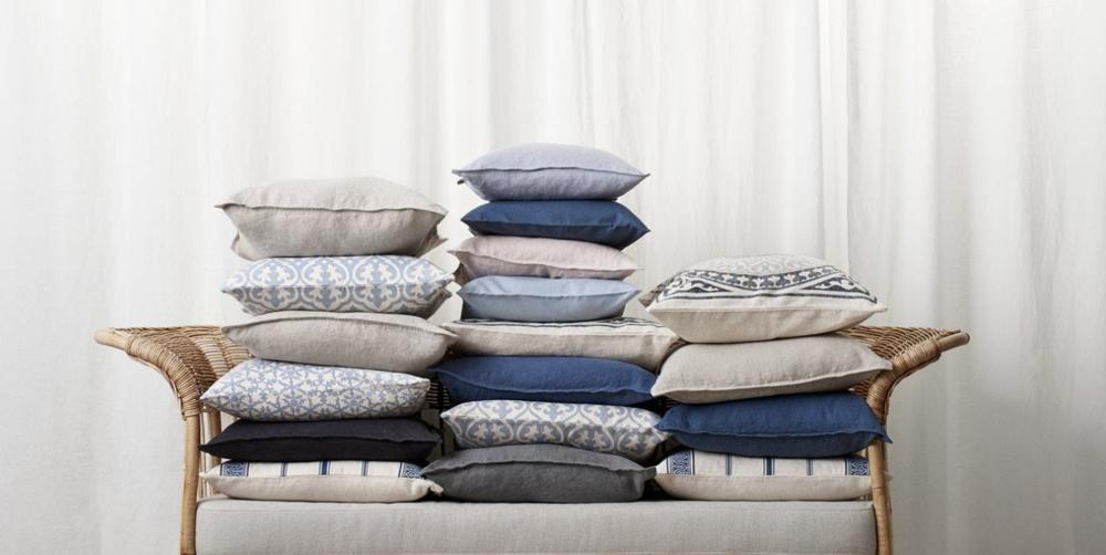 Blue Hue Pillows