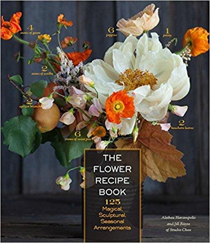 Flower Recipe Book