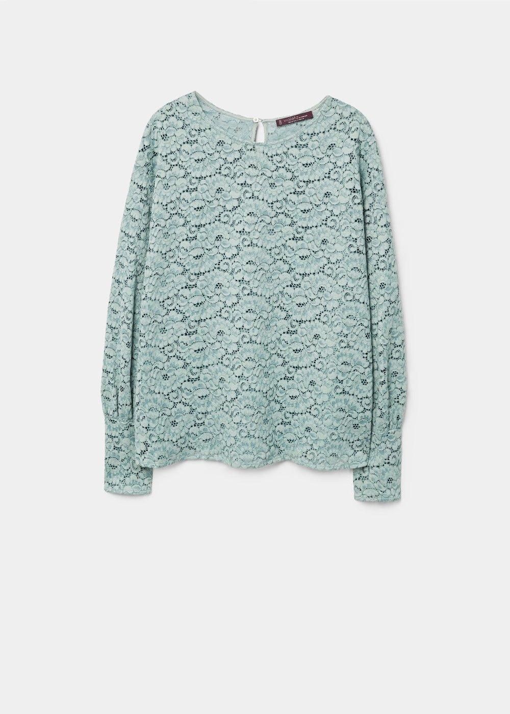 + Size Lace