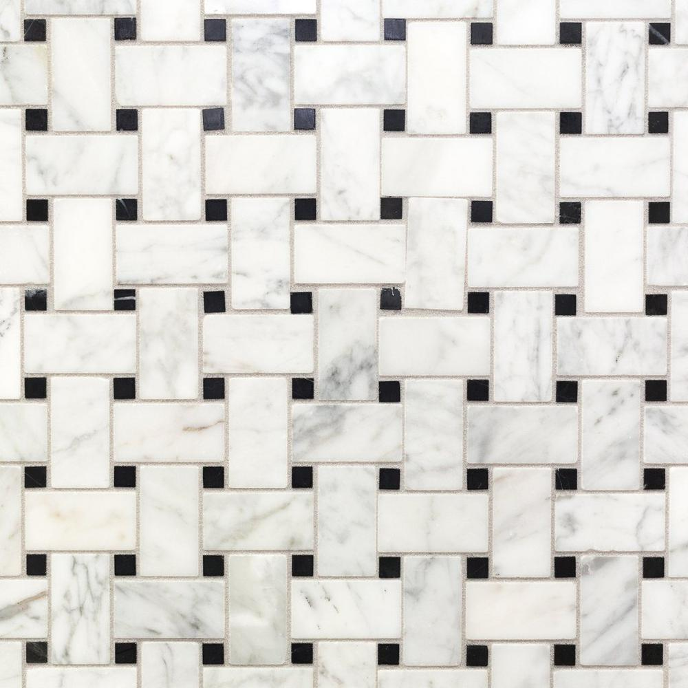 Marble Basketweave