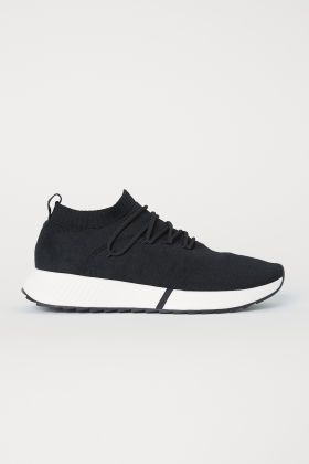 Black Trainer $49