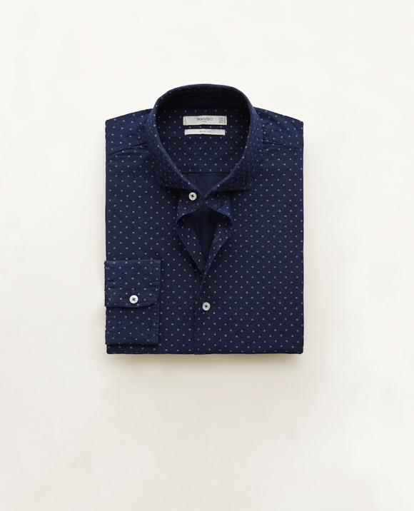 Blue Dot Shirt $29