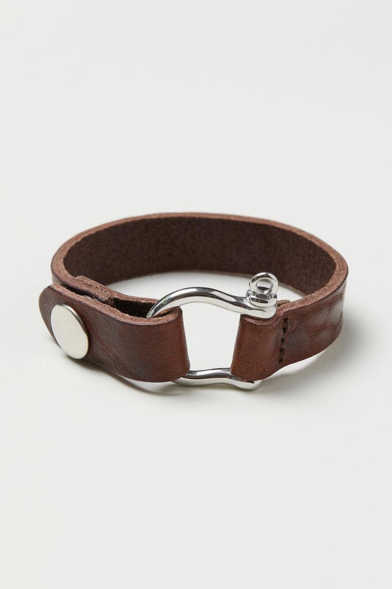 Leather Bracelet $9