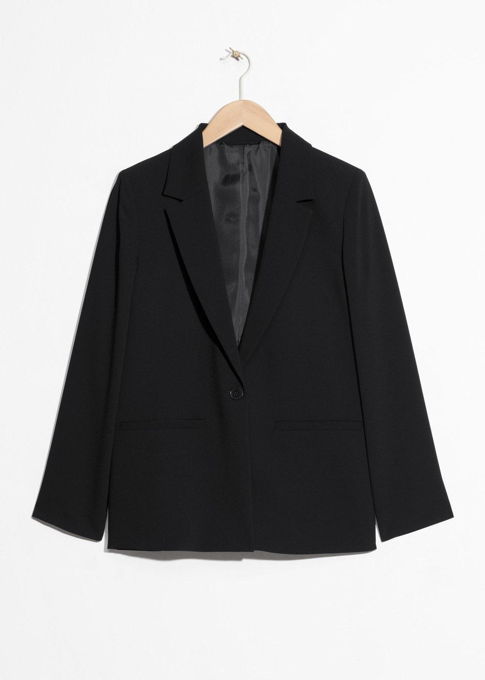 Black Blazer $115