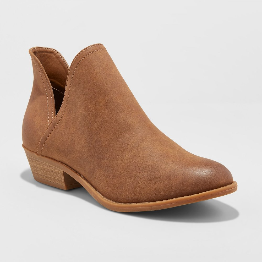 Cognac Boot $24