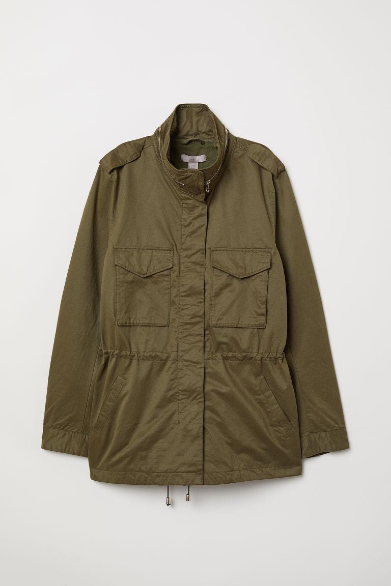 Cargo Jacket $27