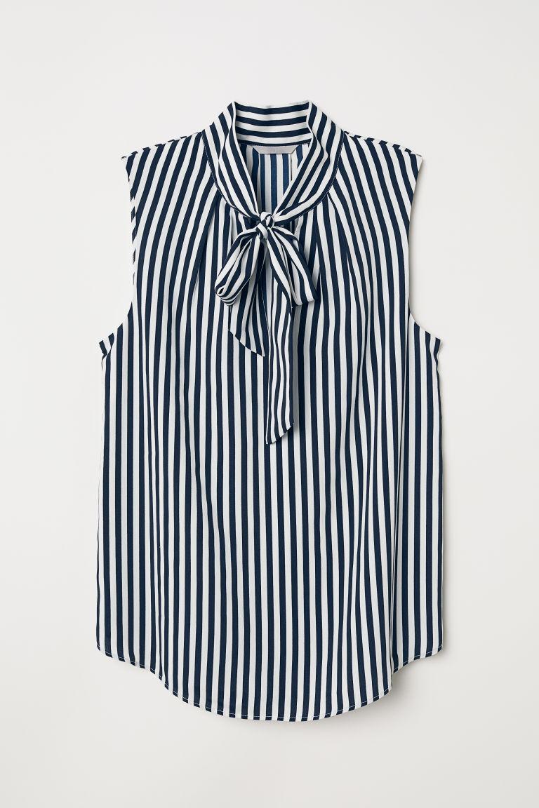 Stripe Blouse $24