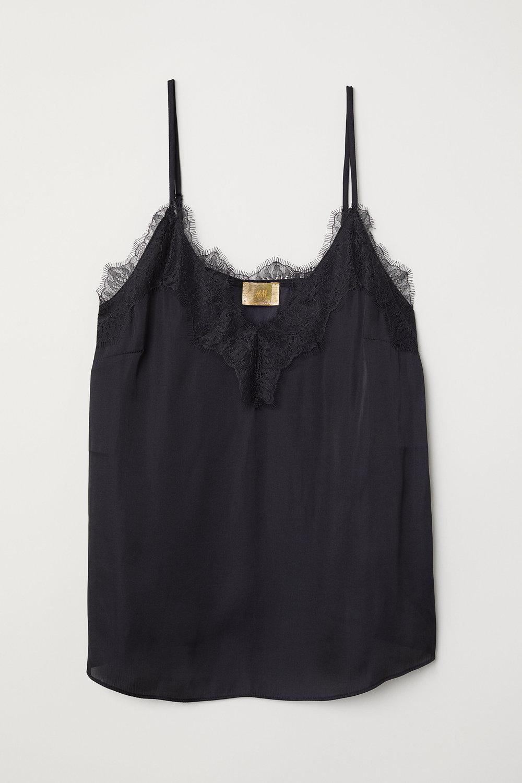Black Camisole $29