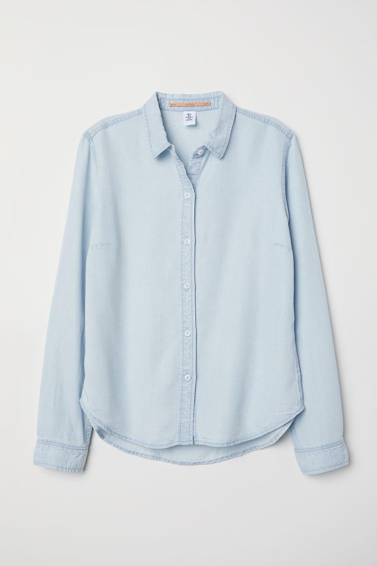 Denim Shirt $19