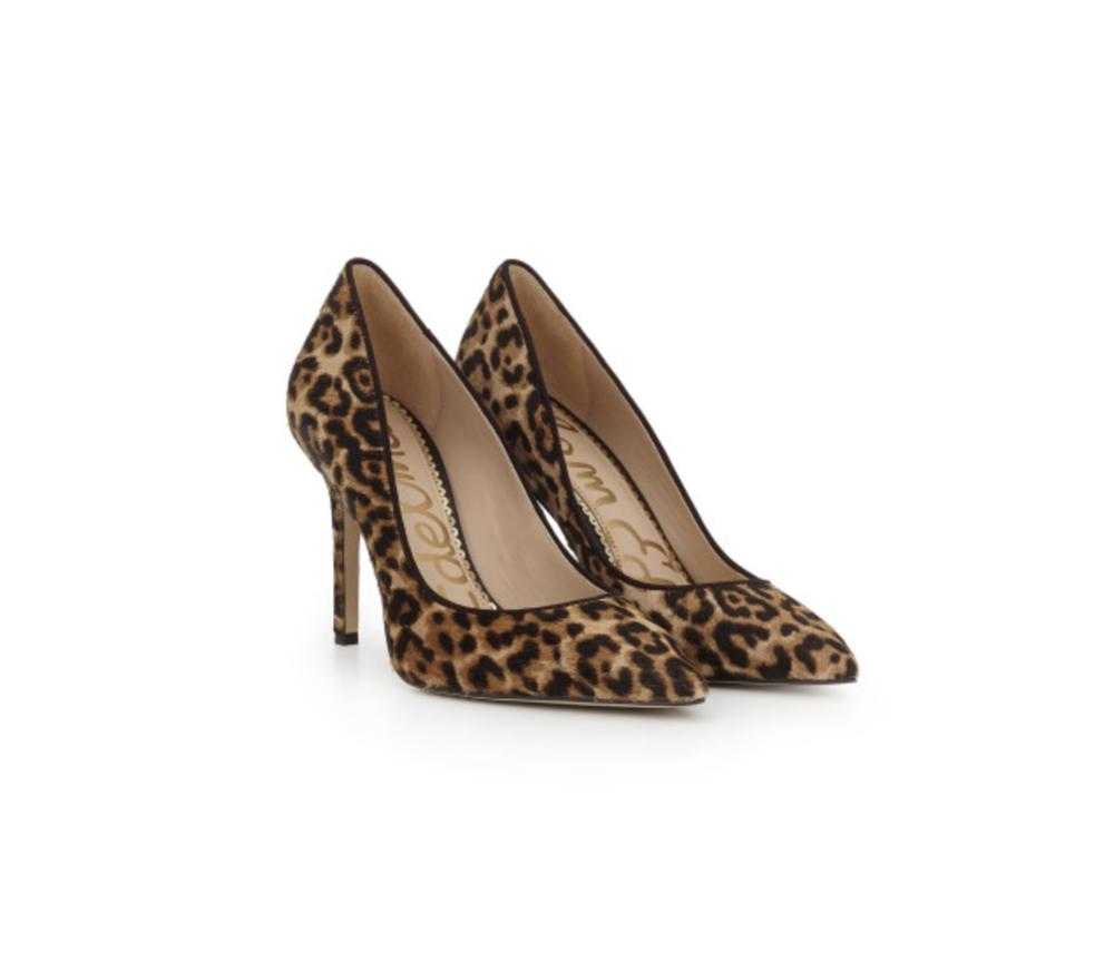 Leopard Heel $145