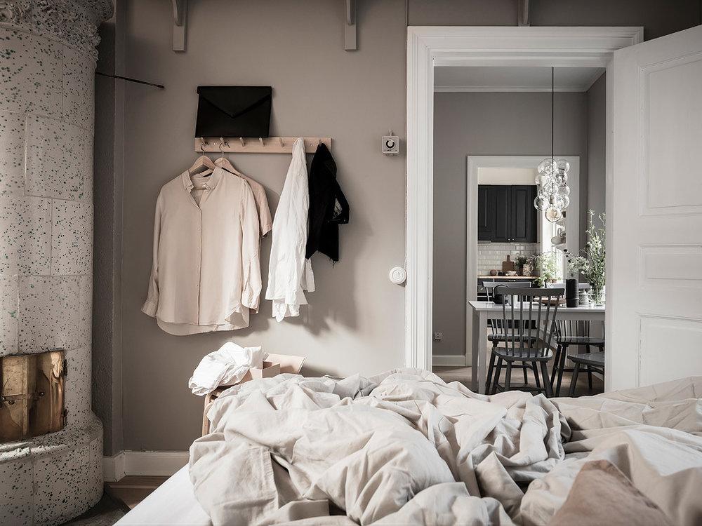 Greige Scandinavian Home