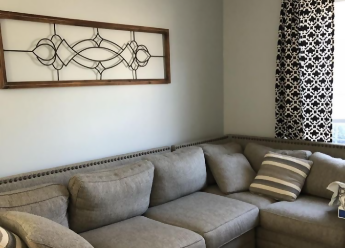 Crisp Linen Walls -