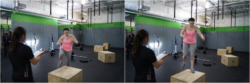 CrossFit Open 14.3