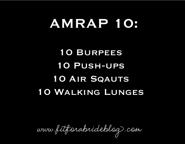 AMRAP-10