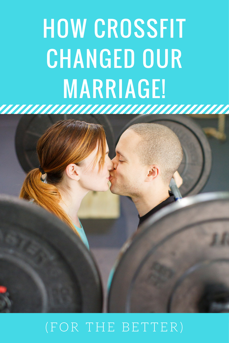 How CrossFit Changed My Marriage for the Better