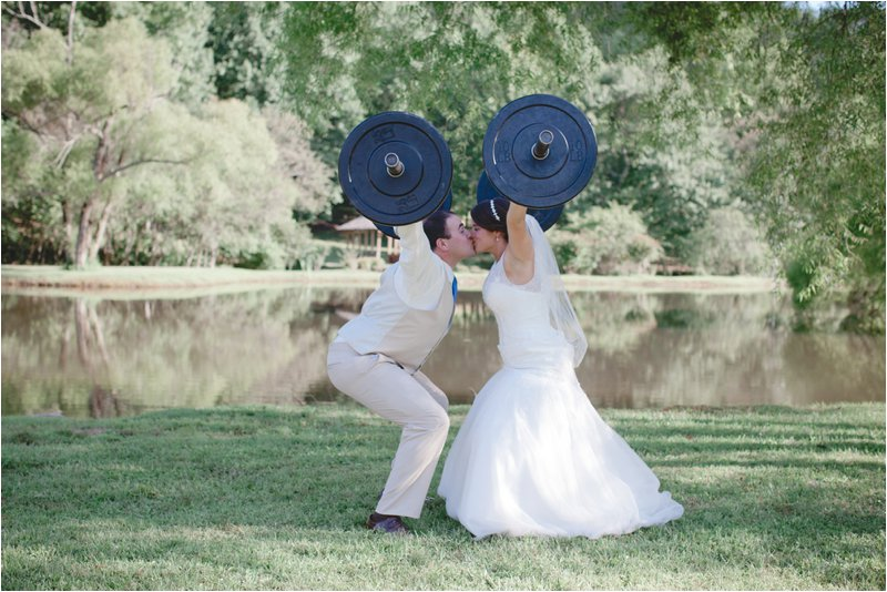CrossFit Wedding_AmberCather