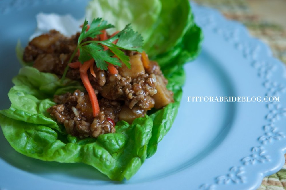 Turkey Lettuce Recipe