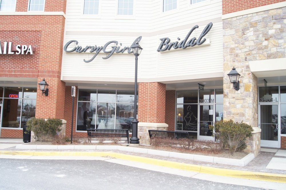 Curvy Girls Bridal Fairfax