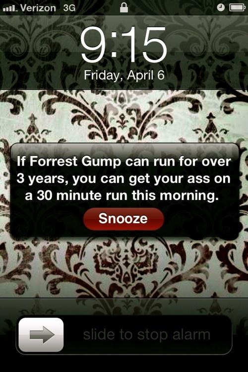 Motivation-Run