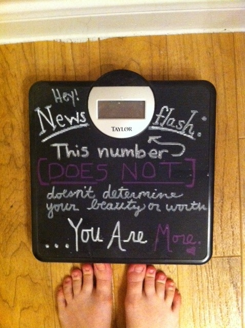 Scale Motivation