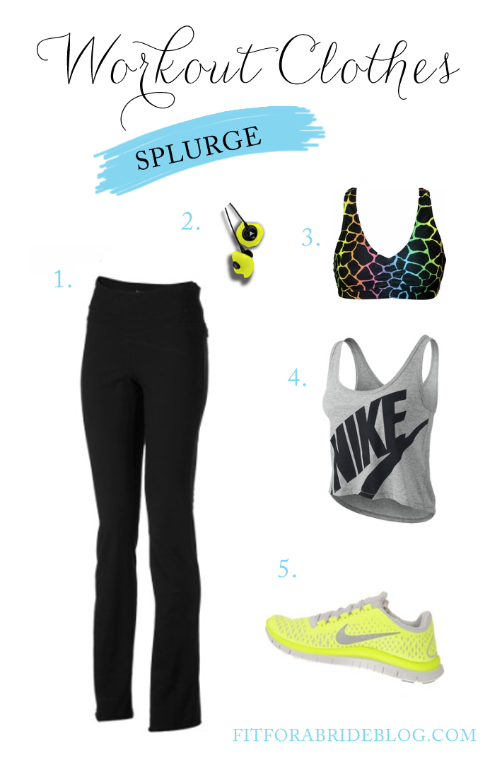 Workout-Outfit