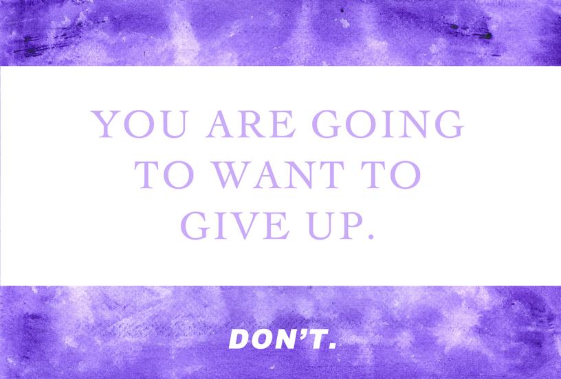Don't-Quit
