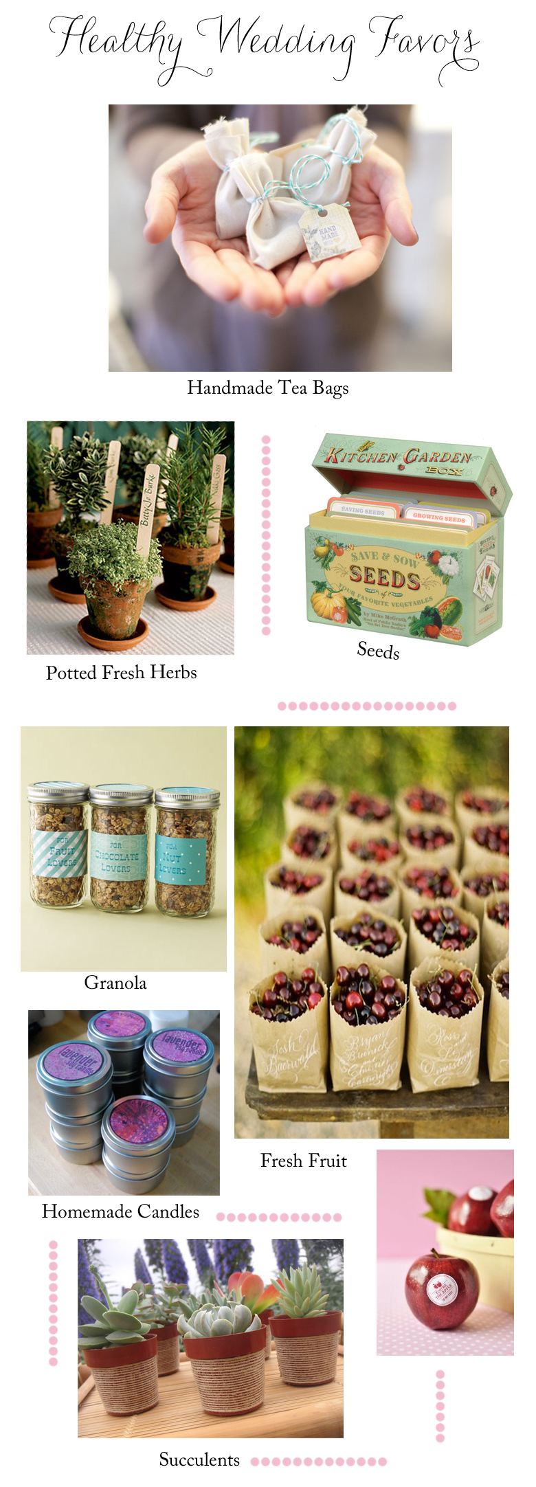 Healthy-Wedding-Favors
