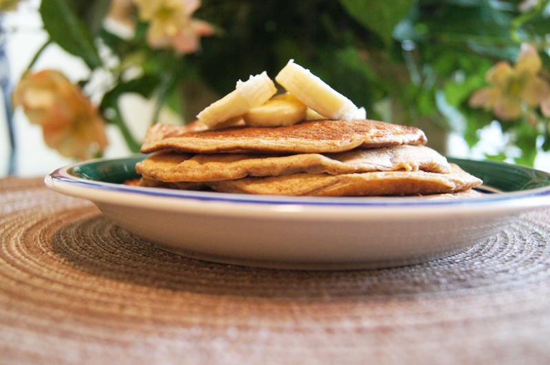 Portein-Pancakes