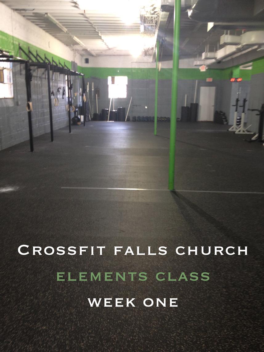 Crossfit-Starts