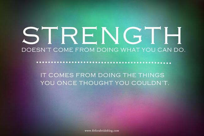 Motivation-Strength