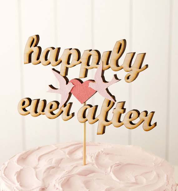 Whimsy Cake Topper