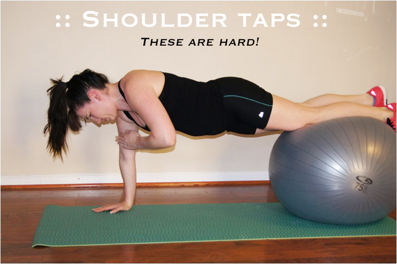 Shoulder-Taps