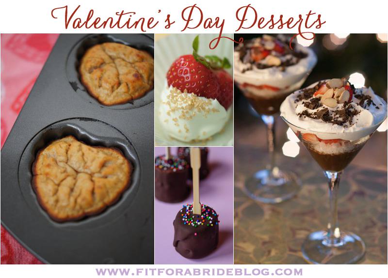 Valentine's-Dessert