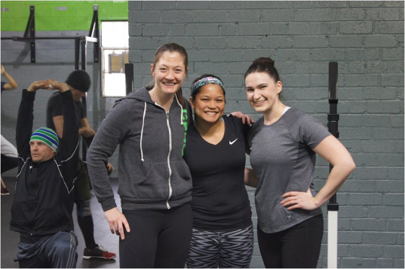 CrossFit Falls Church Open