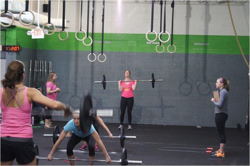 CrossFit Falls Church Open