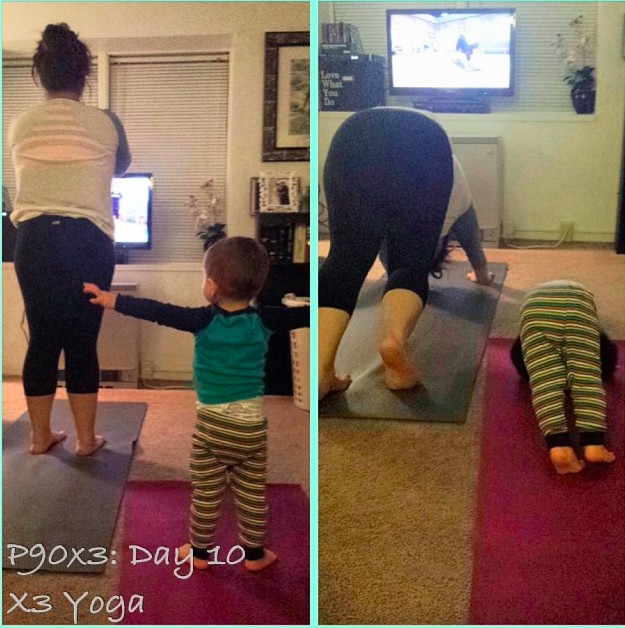 Fit Mom_Sarah Yoga