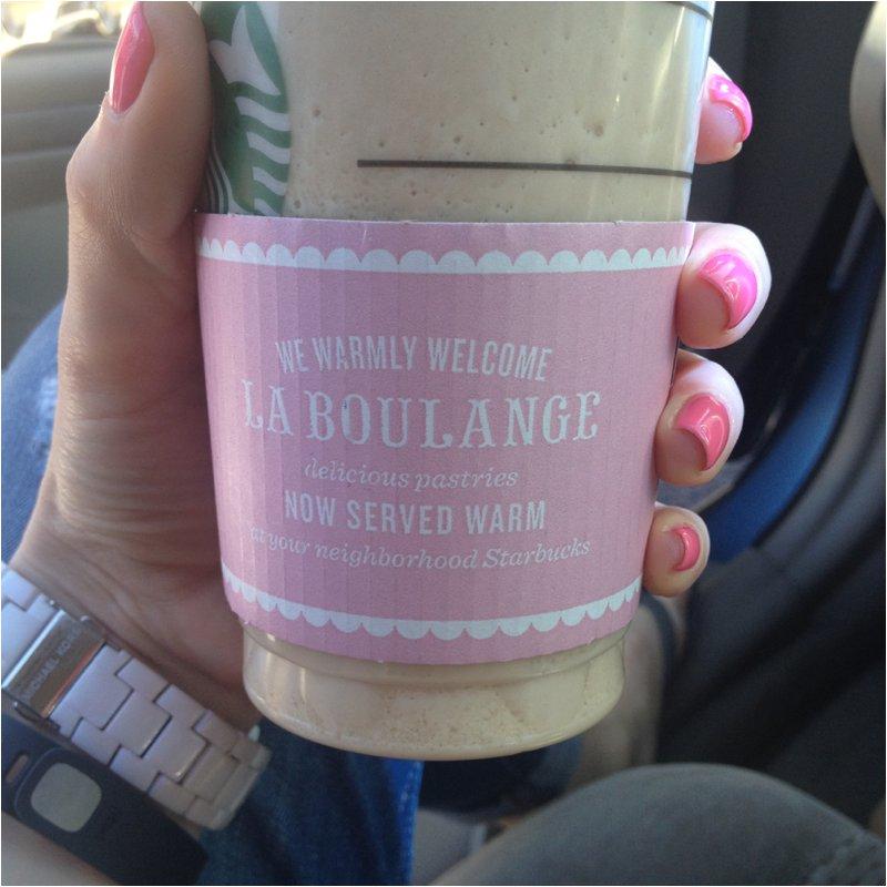 Starbucks & Manicure