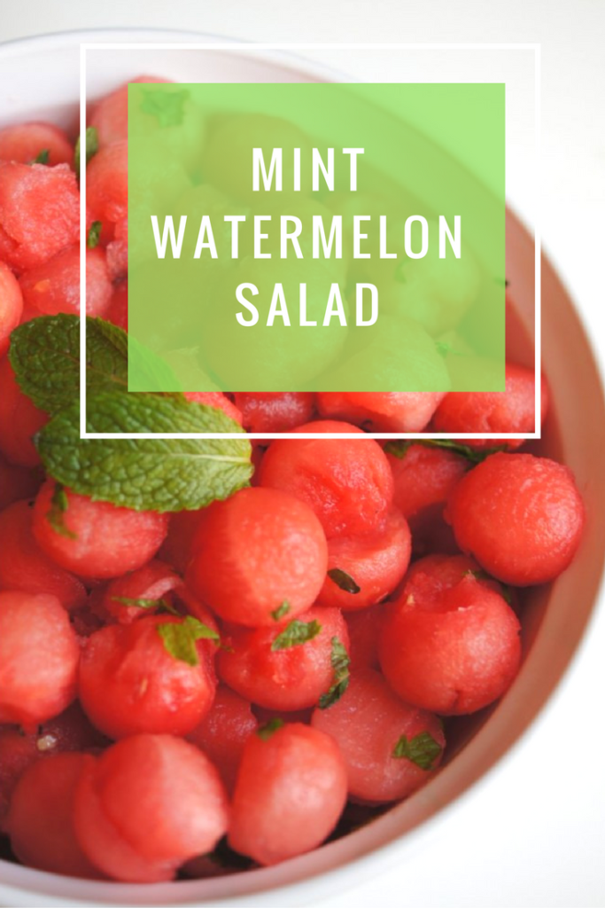 mint-watermelon-salad