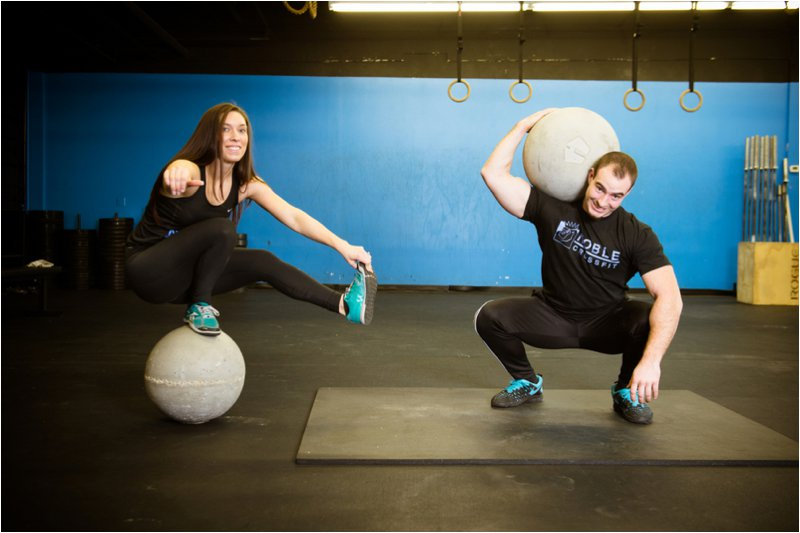 CrossFit Couple - CrossFit Noble