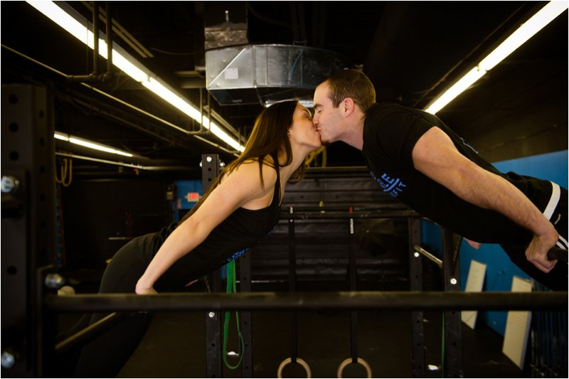 CrossFit Couple - CrossFit Noble