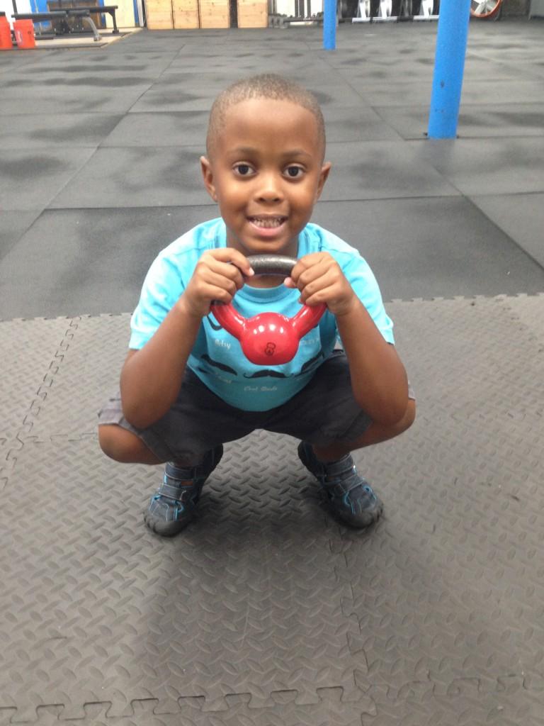 Kids CrossFit Silver Spring