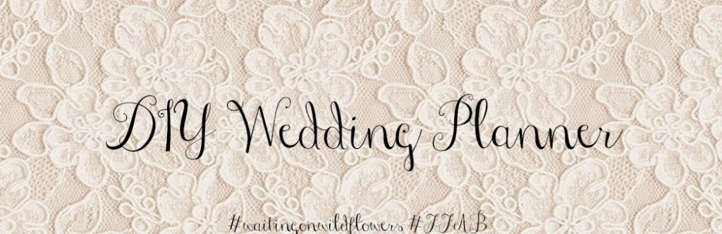 DIY Wedding Planner