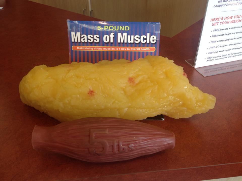 MuscleWeighsMorethanFat