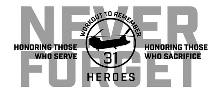31 Heroes - A Workout to Remember