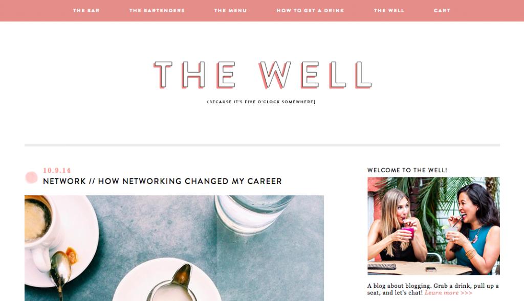 The Well B Bar