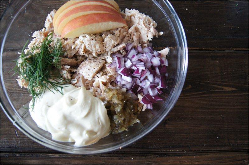 Paleo Tuna Recipe